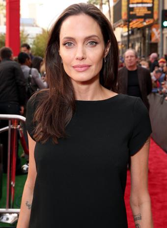 Анджелина Джоли анорексия