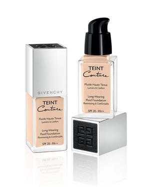 Устойчивое тональное средство Teint Couture Fluid.