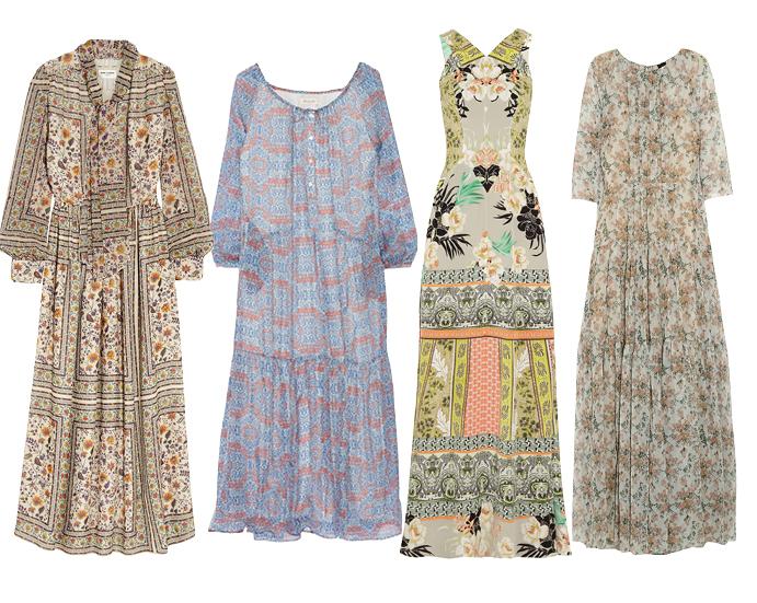 Модные платья весна 2015 фото 2