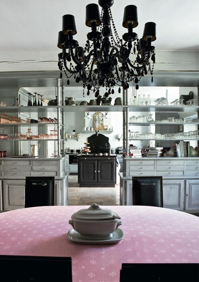 кухня Шанталь Тома