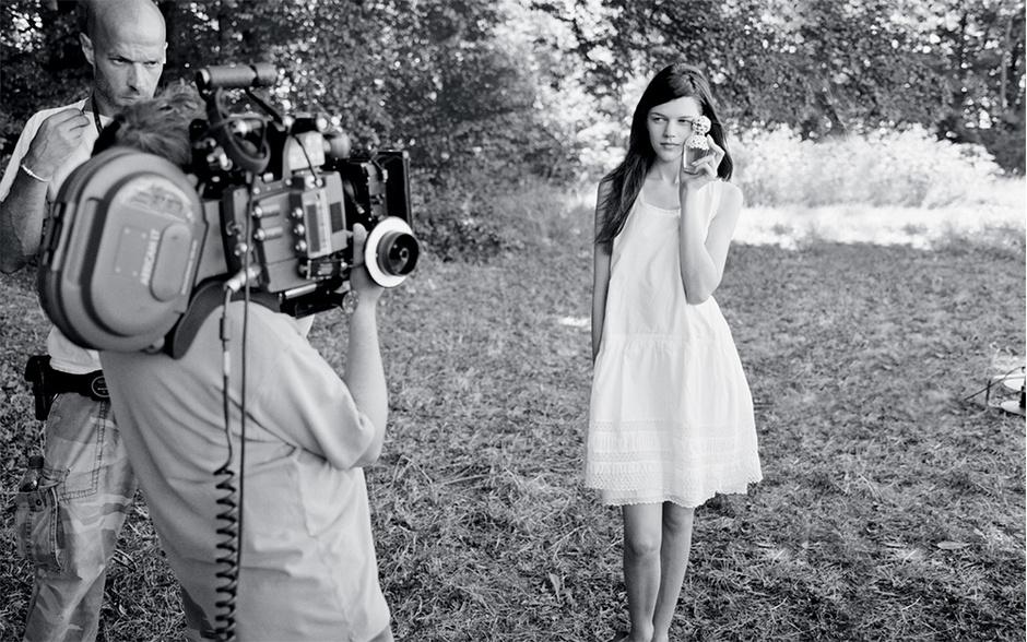 рекламная кампания нового аромата Daisy Dream, Marc Jacobs