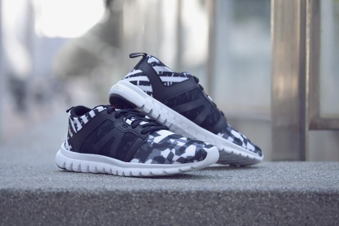 Bershka создали модель кроссовок совместно с Reebok