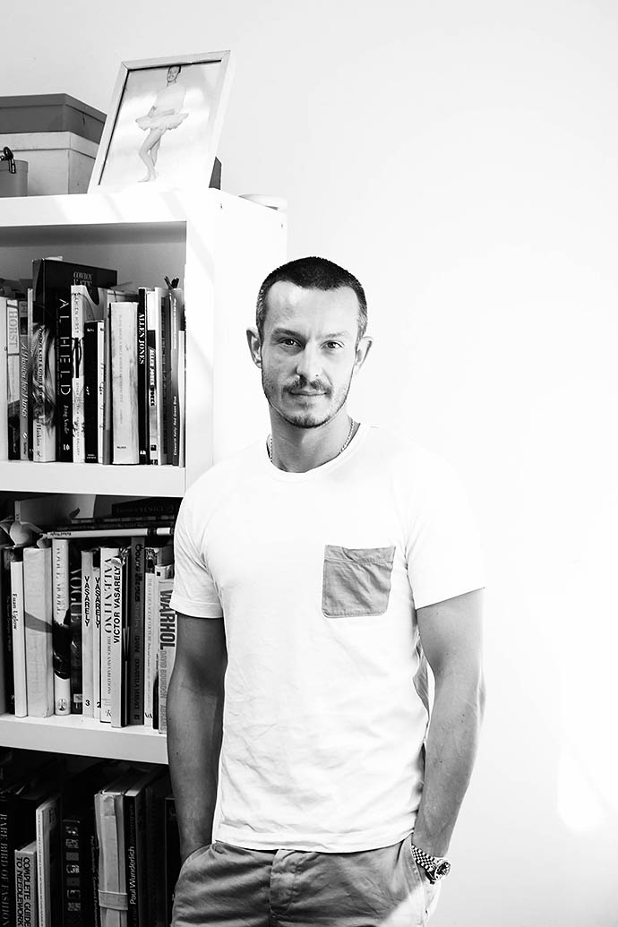 Джонатан Сондерс назначен креативным директором Diane von Furstenberg