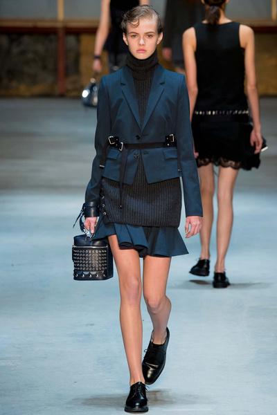 От первого лица: редактор моды ELLE о взлетах и провалах на Неделе Моды в Нью-Йорке | галерея [9] фото [1]