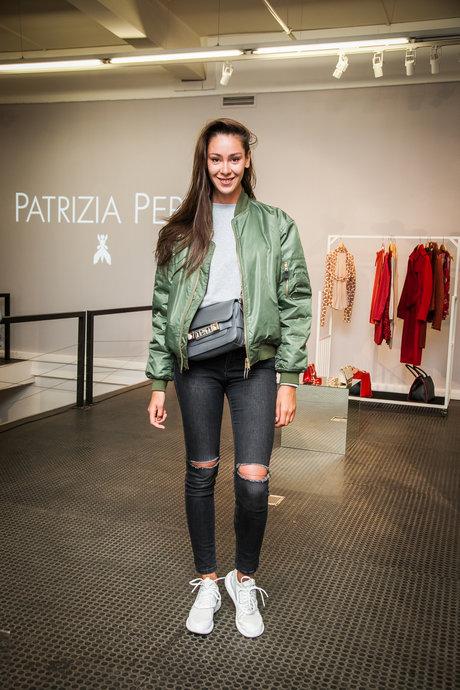 На контрасте: новая коллекция Patrizia Pepe уже в Москве
