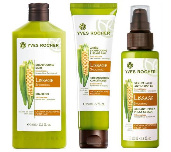Yves Rocher Lissage