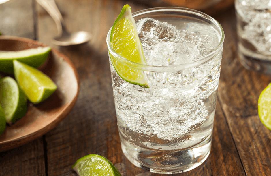 Водка с содовой