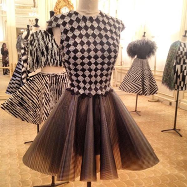 От первого лица: Неделя моды Haute Couture глазами редактора ELLE | галерея [5] фото [1]