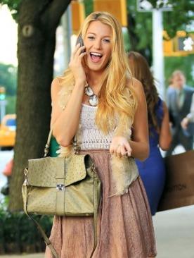 Линия одежды Gossip Girl