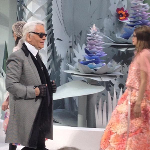 От первого лица: Неделя моды Haute Couture глазами редактора ELLE | галерея [6] фото [10]