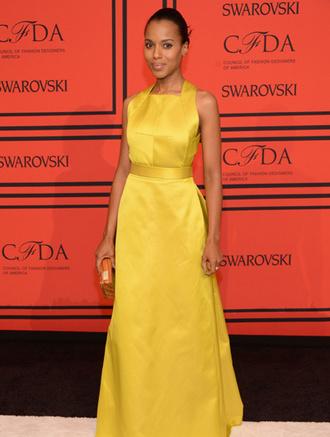 Керри Вашингтон признана самый стильной женщиной по версии People