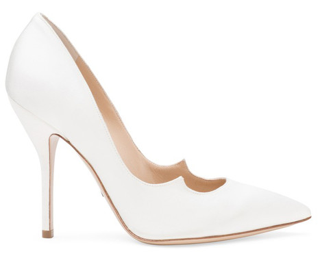 Известные дизайнеры создали свадебные модели обуви | галерея [1] фото [4]