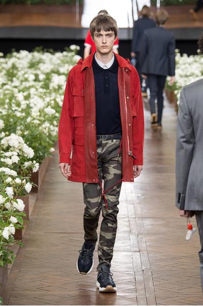 Неделя мужской моды в Париже: лучшие показы | галерея [6] фото [17]