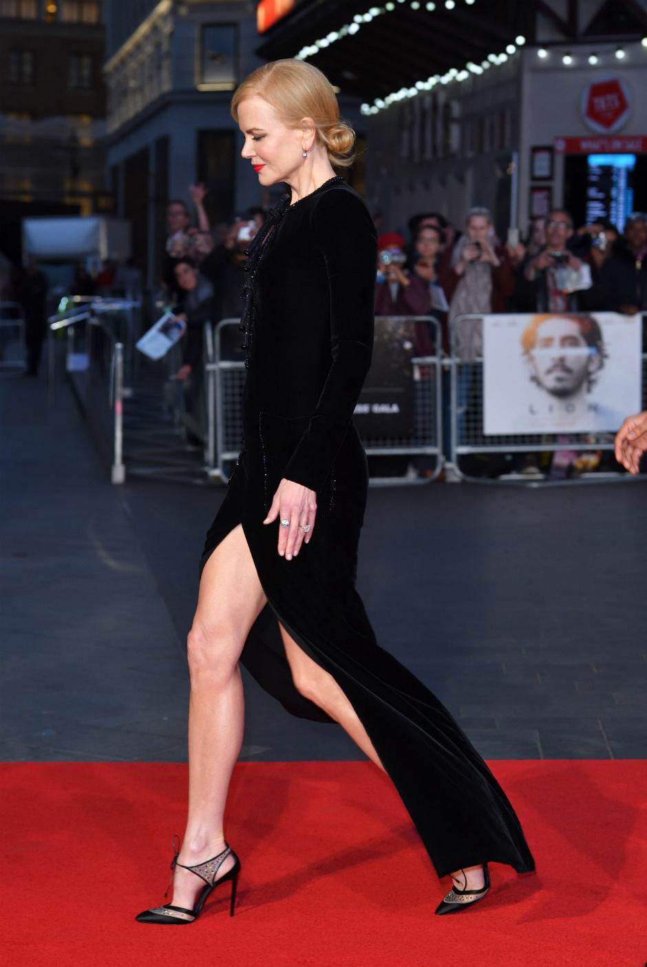 Николь Кидман в платье Armani