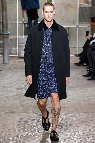 Неделя мужской моды в Париже: лучшие показы | галерея [4] фото [26]