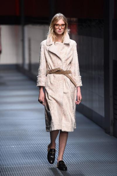 Показ Gucci на Неделе моды в Милане | галерея [1] фото [11]