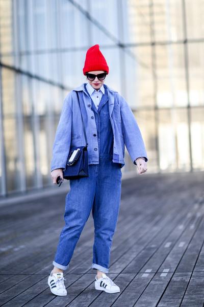 C чем носить джинсы осенью фото | галерея [1] фото [4]