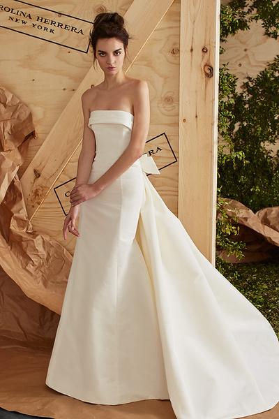 Лучшие коллекции Недели свадебной моды | галерея [7] фото [9]