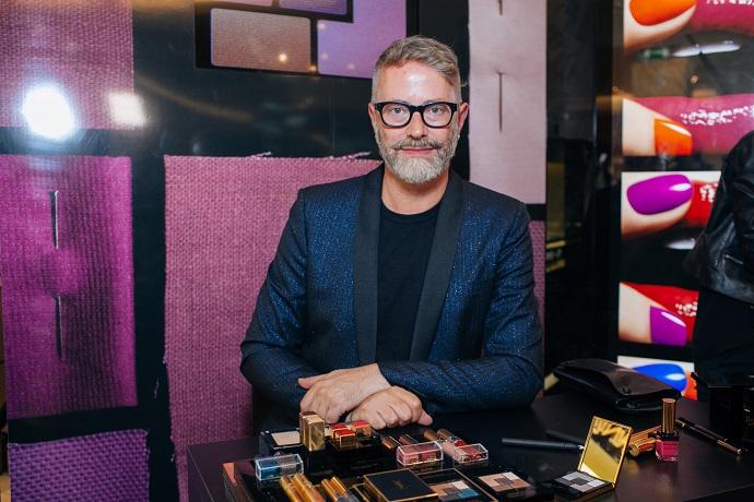 Креативный директор марки Yves Saint Laurent Ллойд Симмондс