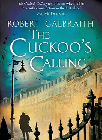 Джоан Роулинг «The Cuckoo's Calling»