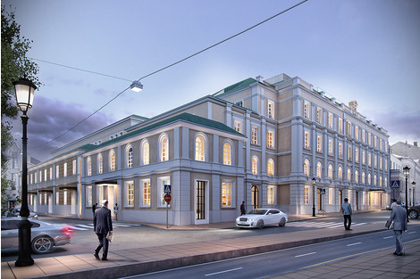В Москве откроется Bulgari Hotel | галерея [1] фото [3]