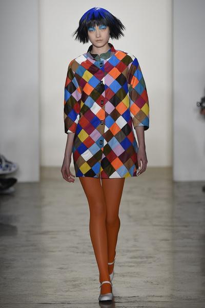 Неделя моды в Нью-Йорке: 18 февраля | галерея [4] фото [3]