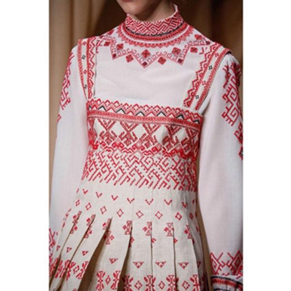 От первого лица: Неделя моды Haute Couture глазами редактора ELLE | галерея [8] фото [4]
