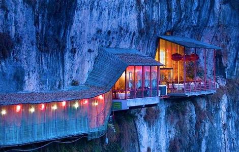 Самые необычные рестораны мира | галерея [4] фото [1]