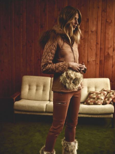 Навострили лыжи: «горнолыжные» коллекции модных домов | галерея [3] фото [11]