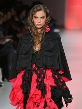 Страшно красивые платья Zucca - от 10000 руб.