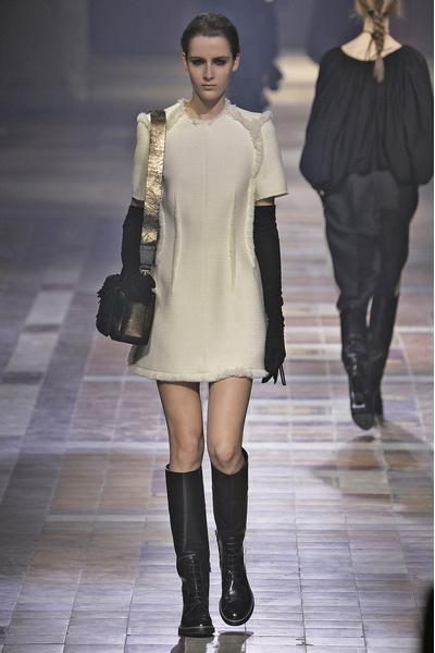 Показ Lanvin на неделе моды в Париже | галерея [1] фото [25]