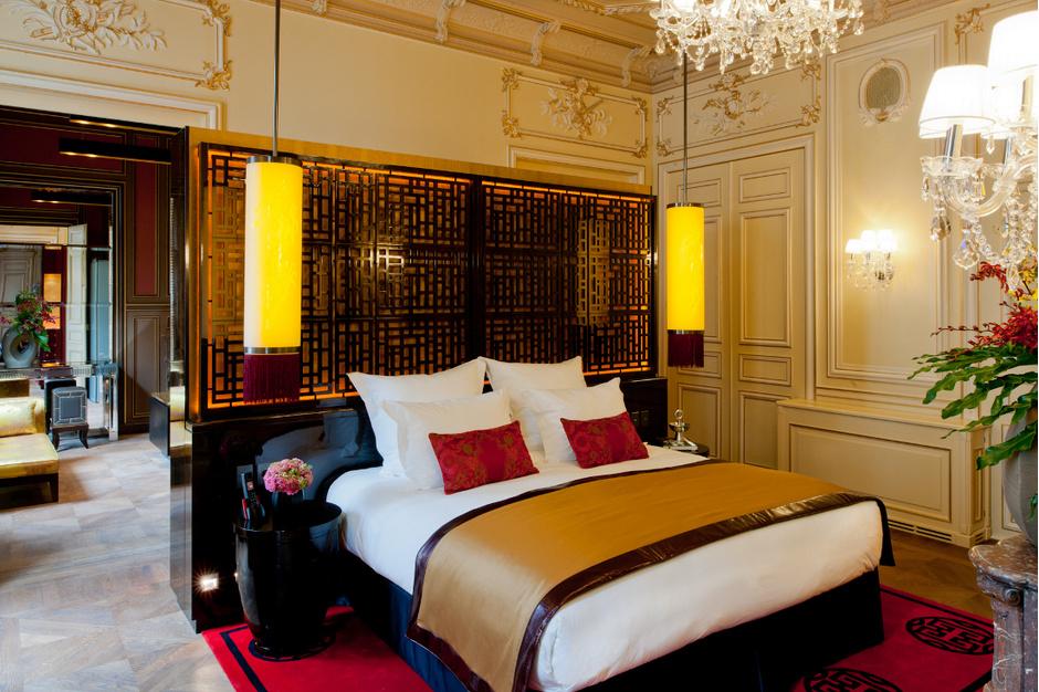 Бутик-отель Buddha Bar Paris