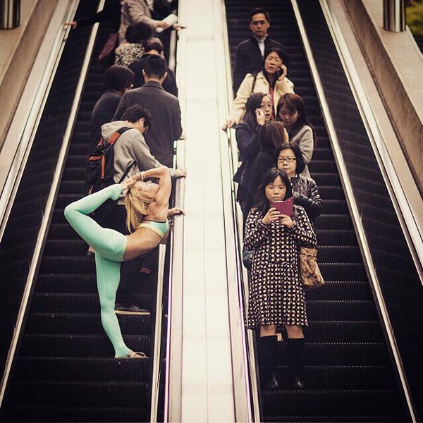 ВСТАЛА В ПОЗУ: 7 мотивирующих йога-аккаунтов | галерея [1] фото [2]