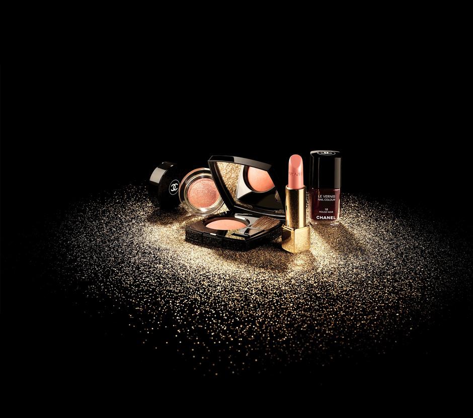 Рождественская коллекция макияжа Plumes Précieuses от Chanel