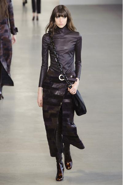 Показ Calvin Klein на Неделе моды в Нью-Йорке | галерея [1] фото [29]