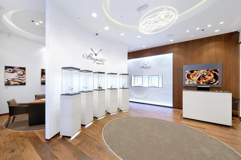 Часовой дом Breguet открывает бутик в Галереях «Времена Года» | галерея [1] фото [3]
