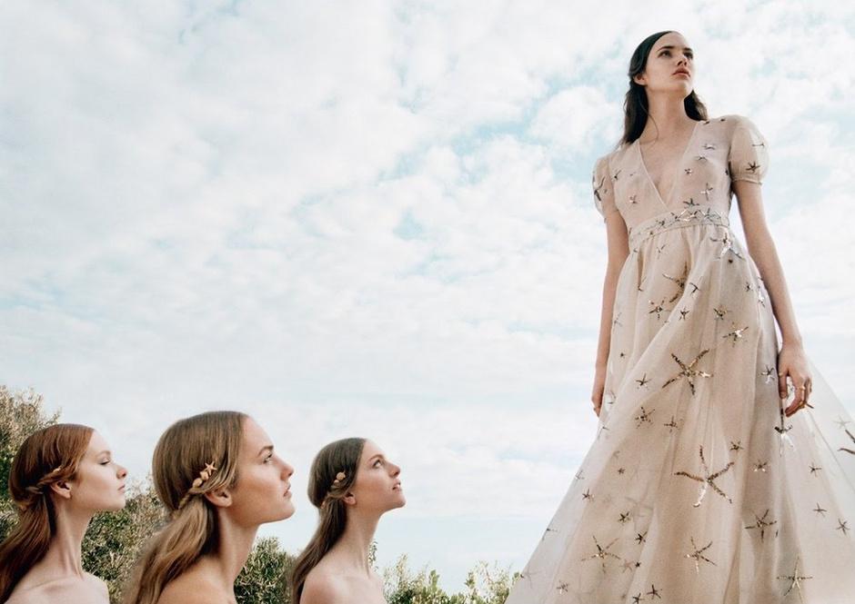 Коллекция Valentino весна-лето 2015