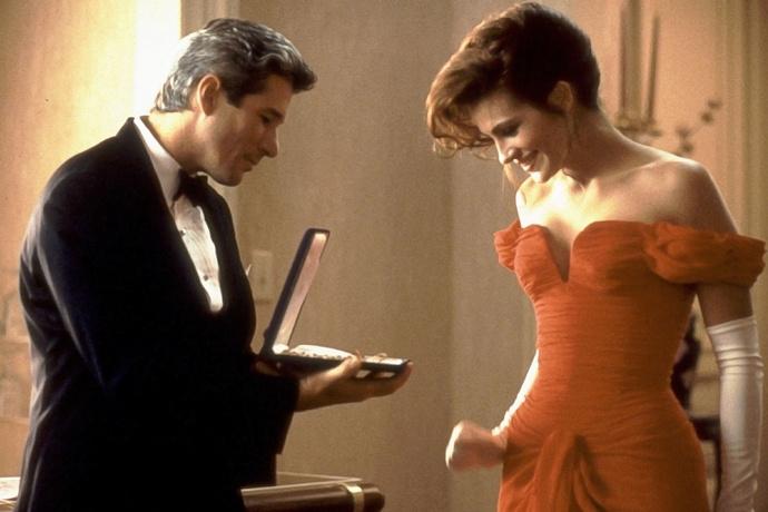 «Красотка» (Pretty Woman), 1990