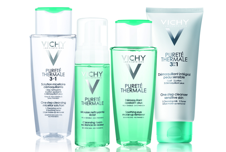 Мицеллярный лосьон, очищающая пенка, средство для снятия макияжа и очищающее универсальное средство 3 в 1