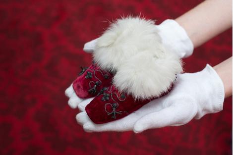 Обувь Эдуарда VII