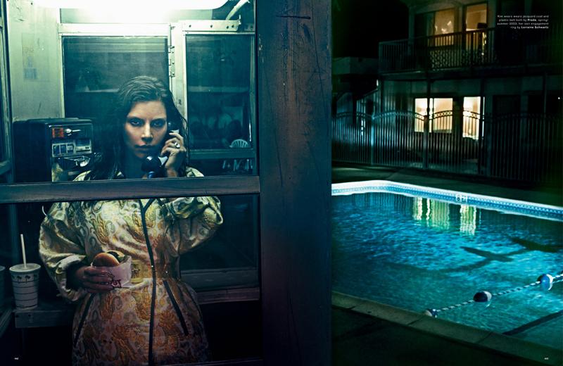 Новая фотосессия Ким Кардашьян