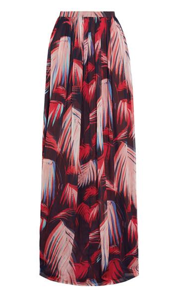 Длина волны: 25 модных юбок макси этого лета | галерея [4] фото [2]