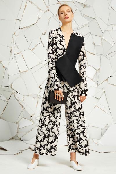 Stella McCartney представила новую круизную коллекцию | галерея [1] фото [9]