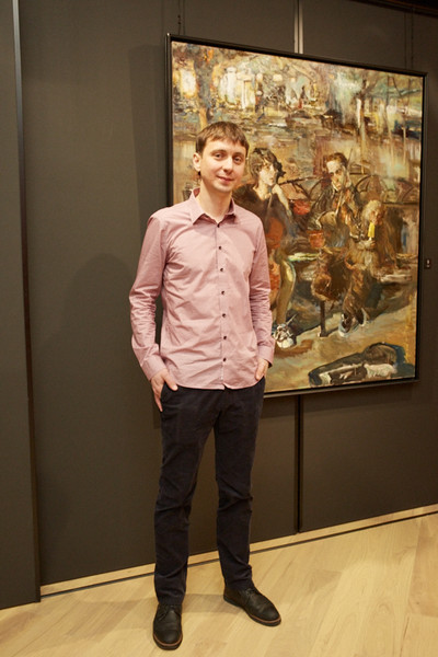 Галерея VS Unio - новое арт-пространство в Москве | галерея [1] фото [10]