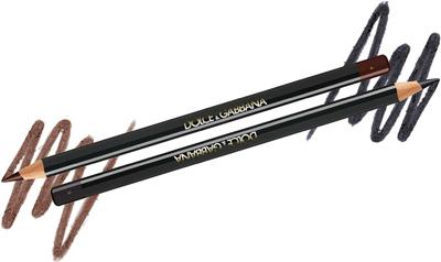 карандаши-кайалы нового оттенка Graphite и насыщенного коричневого Chocolate