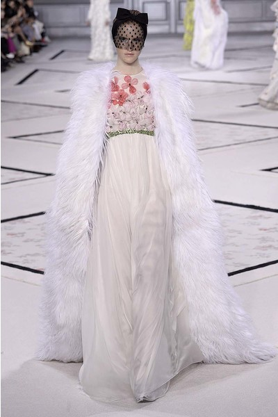 Показ Giambattista Valli Haute Couture | галерея [1] фото [6]