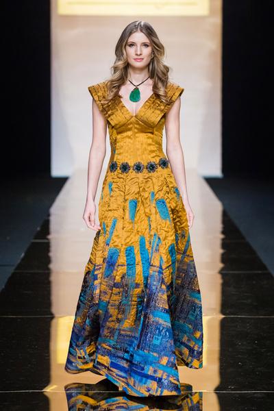 Неделя моды в Москве: лучшие показы | галерея [5] фото [3]