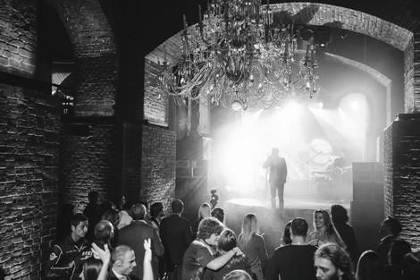 В клубе MOST прошла вечеринка Breitling