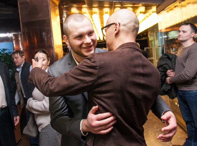 Федор и Сергей и Бондарчуки
