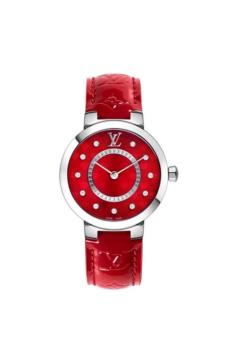 Louis Vuitton представляет две новые модели часов ко Дню Святого Валентина